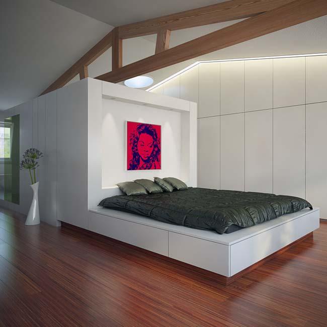 Slaapkamer Leiden