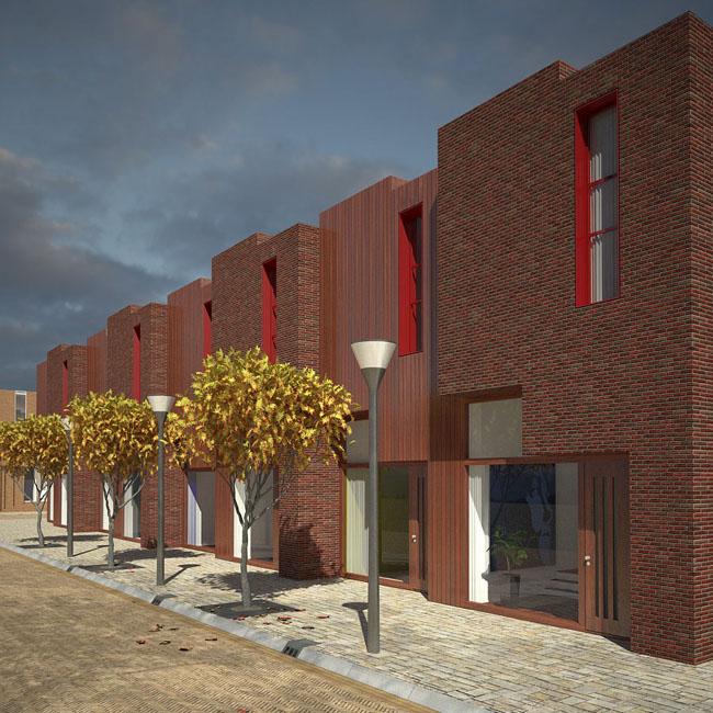 Woningbouw project