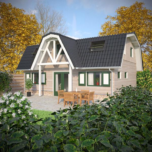 Vakantiehuis op de Veluwe